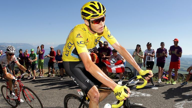 Chris Froome put more time into all of his Tour de France rivals