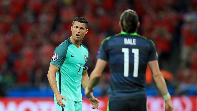 Cristiano Ronaldo V Gareth Bale Comparing Their Performances Football News Sky Sports