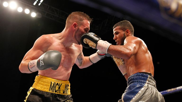 Yafai made his first defence and went the full 12 for the first time