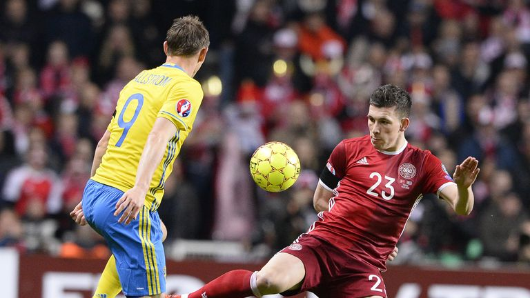 Hojbjerg has earned 17 caps for Denmark since his debut in 2014