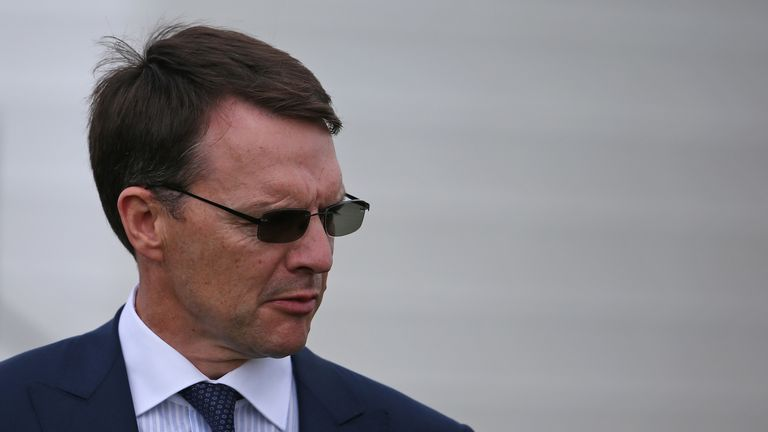 It's another Group One success for trainer Aidan O'Brien