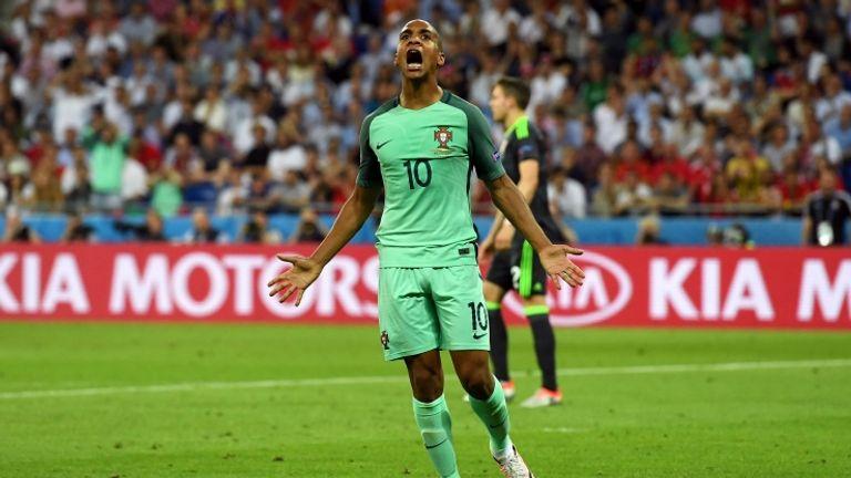 L'Inter ha messo gli occhi su Joao Mario, protagonista di Euro 2016 con il Portogallo (foto Getty)