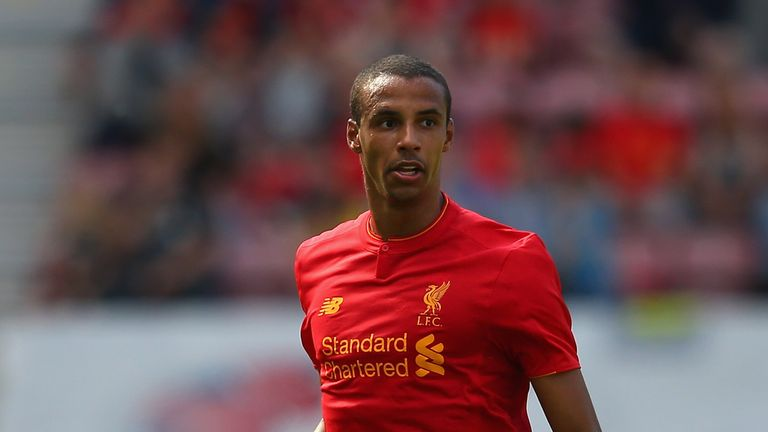 Joel Matip came off before the end of Liverpool's friendly win at Wigan