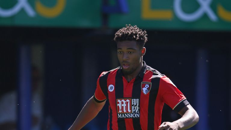 Jordan Ibe moved to Bournemouth from Liverpool for a club record of £15m