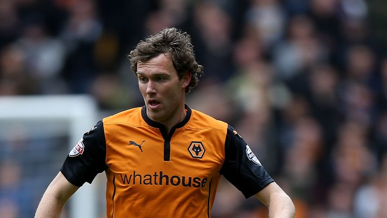 Kevin McDonald is leaving Wolves to join Fulham
