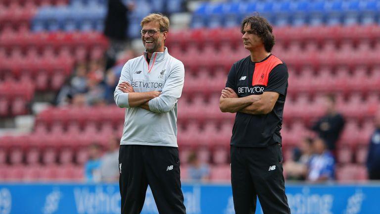 Klopp said Liverpool's organisation impressed him