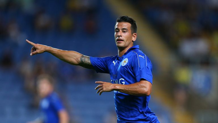 Luis Hernandez impressed in the friendly against Oxford earlier this month