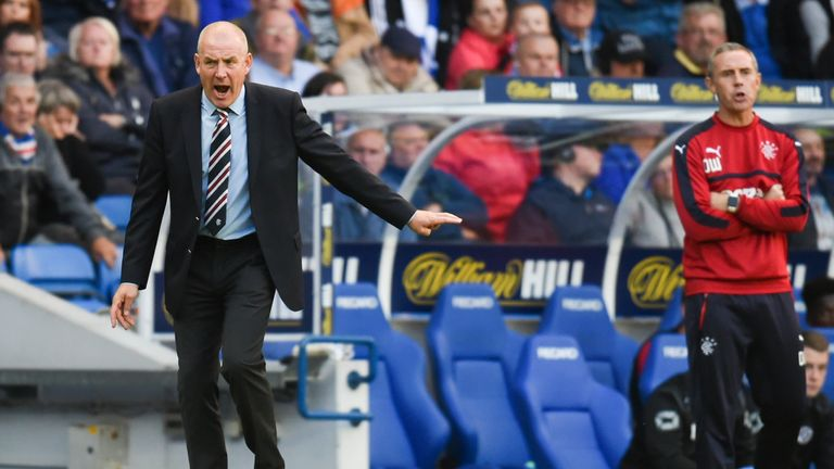 Rangers manager Mark Warburton has no concerns over Kranjcar looking after himself in Scotland