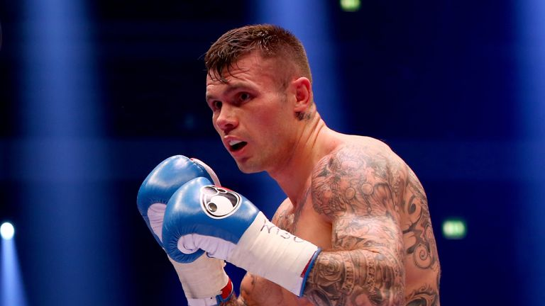 Martin Murray is hungry for more big fights