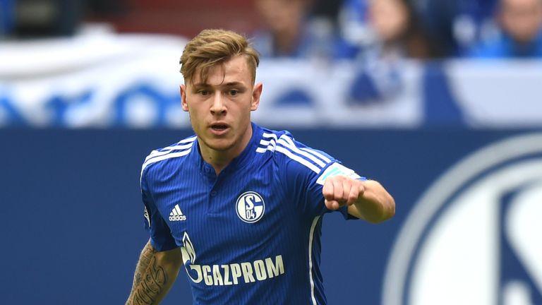 Max Meyer, Schalke, Bundesliga
