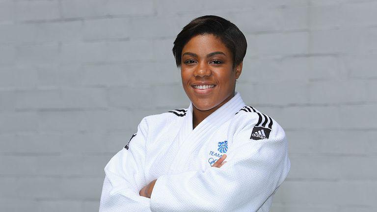Nekoda Smythe-Davis will compete in judo for Team GB