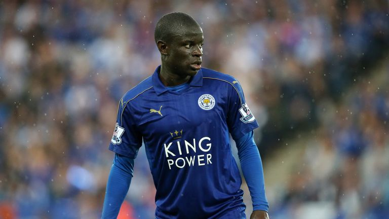 N'Golo Kante says an Antonio Conte speech convinced him to join Chelsea