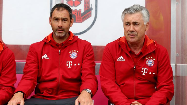 Clement most recently worked as Carlo Ancelotti's assistant at Bayern Munich