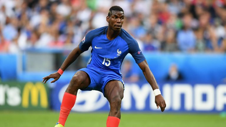 Paul Scholes thinks France midfielder Paul Pogba is not worth a world-record transfer fee