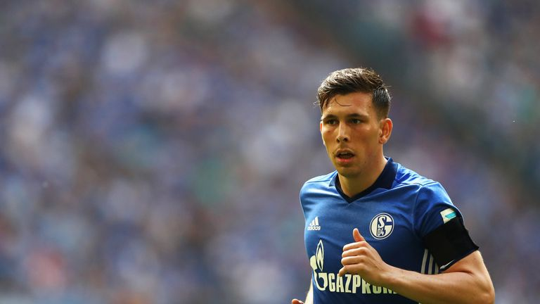 Pierre-Emile Hojbjerg is set to join Southampton