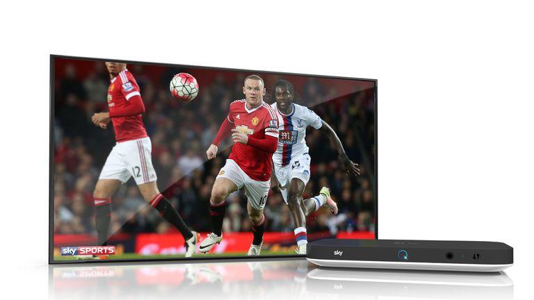 124 Premier League games live in Ultra HD this season