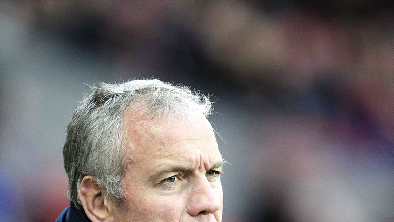 Leeds Rhinos head coach Brian McDermott was unhappy with the way his side handled pressure against Hull KR