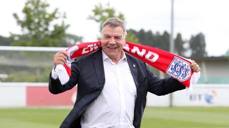 Walcott is hoping to impress new England manager Sam Allardyce