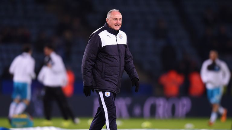 Steve Walsh has become Everton's director of football