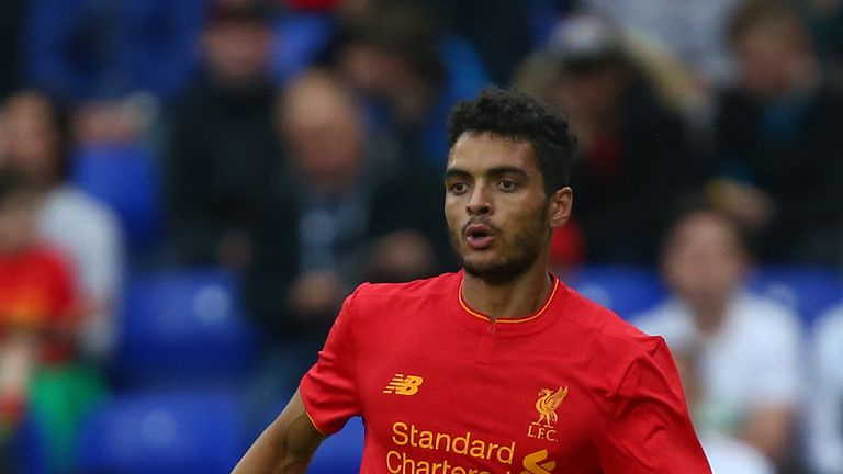 BIRKENHEAD, ENGLAND - JULY 08: Tiago Ilori of Liverpool during the Pre-Season Friendly match between Tranmere Rovers and Liverpool at Prenton Park on July