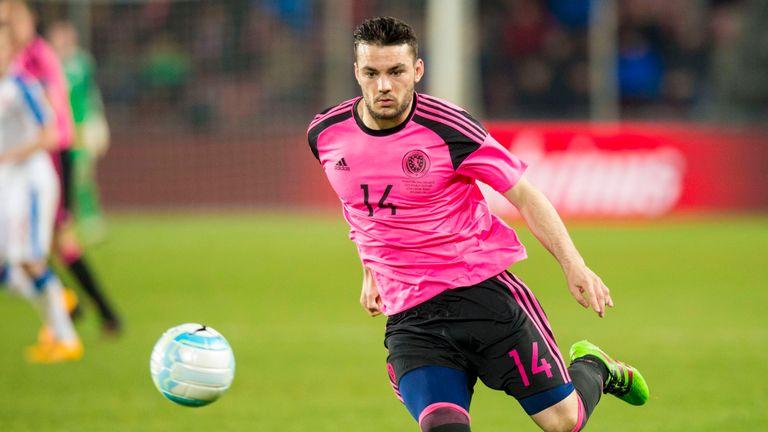 Watt made his Scotland debut against the Czech Republic