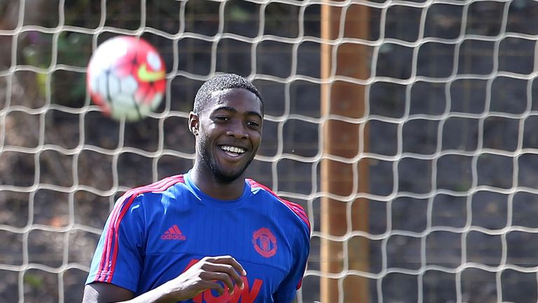 Tyler Blackett has been told he can leave Manchester United