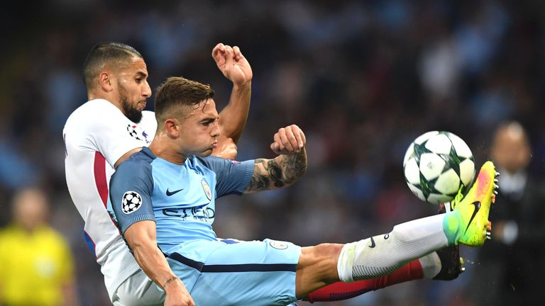 Image result for Girona vs Manchester City live pic