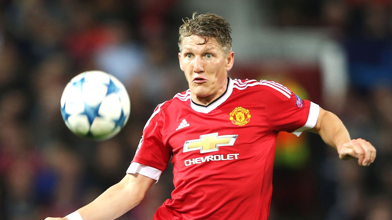 Bastian Schweinsteiger I Won T Leave Manchester United For