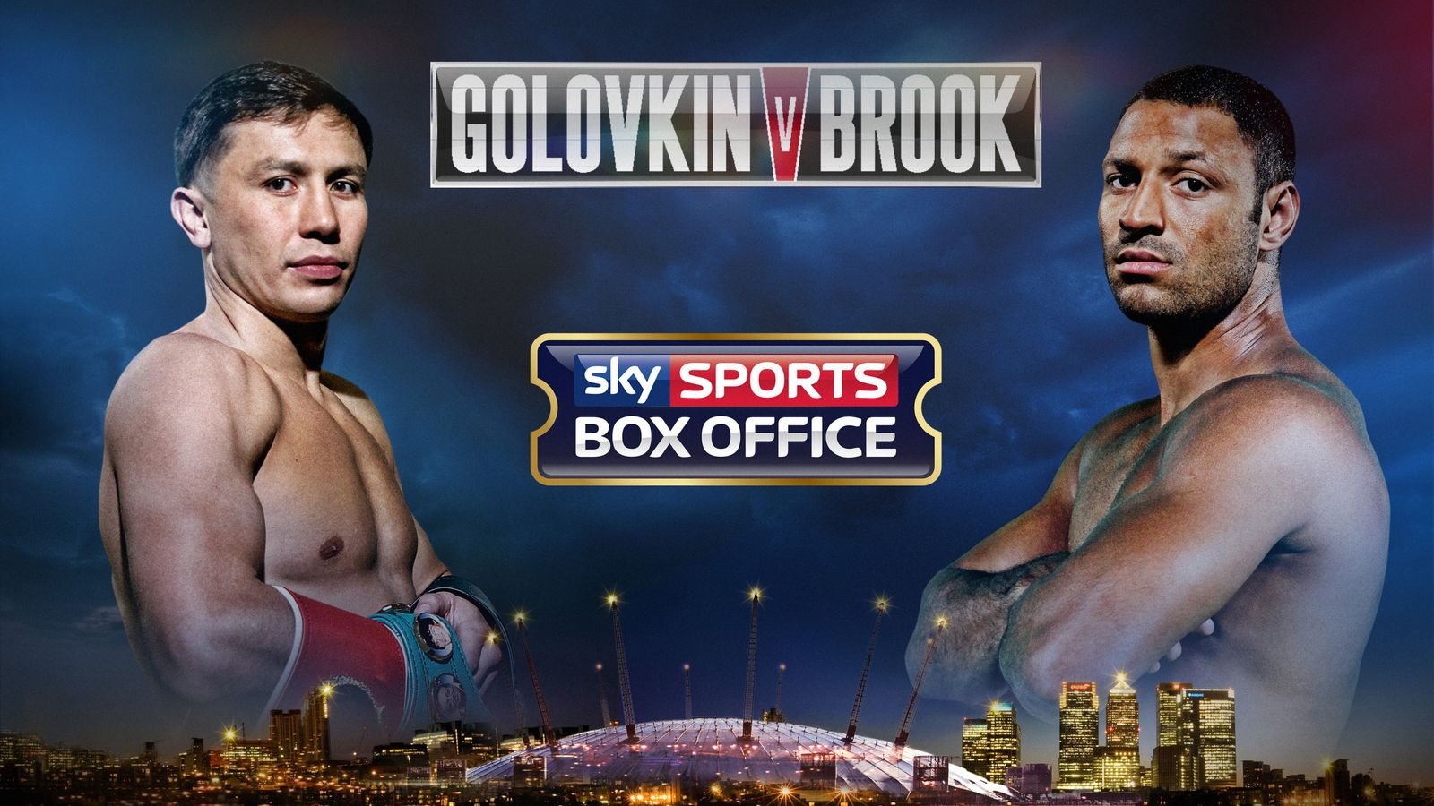 Brook Golovkin Odds