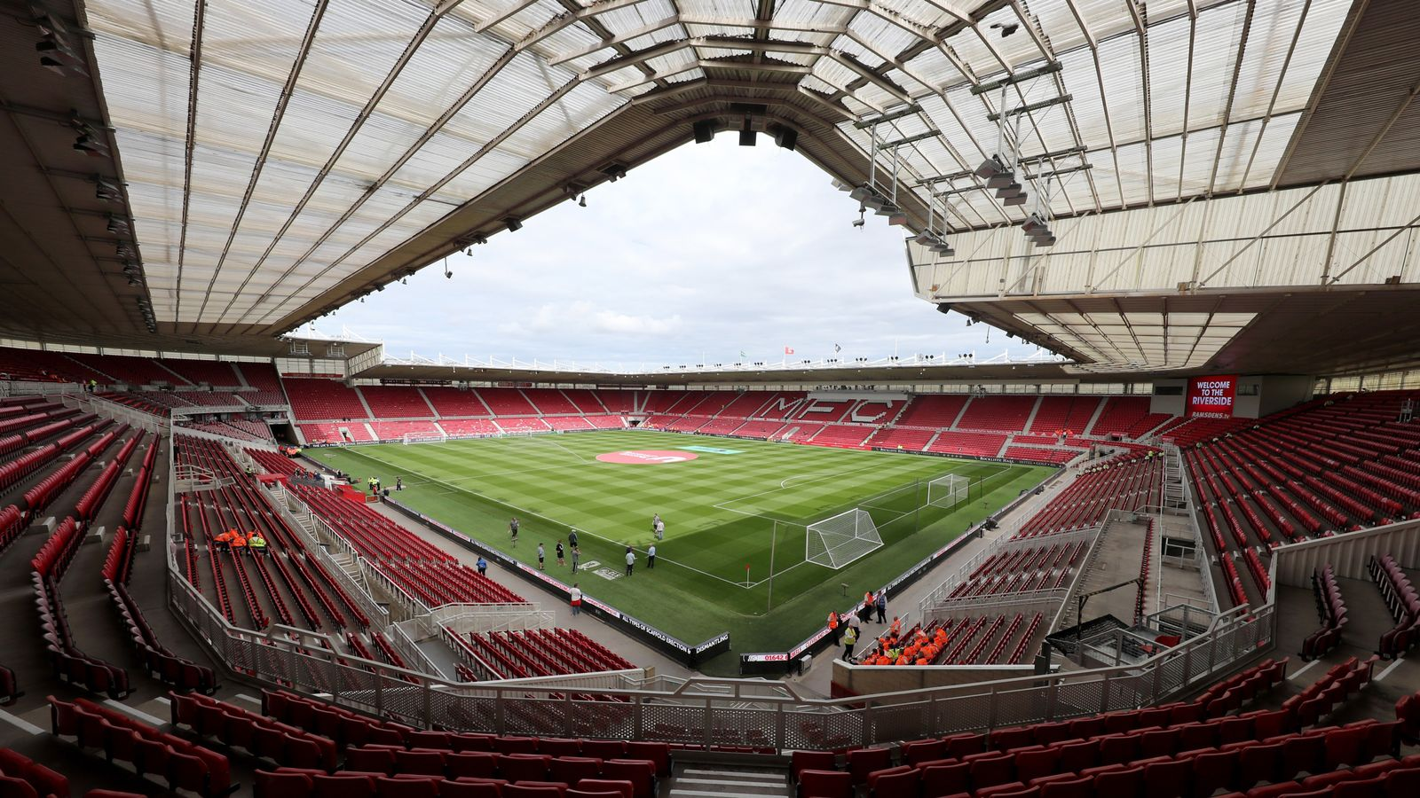 Middlesbrough release statement deploring incidents during