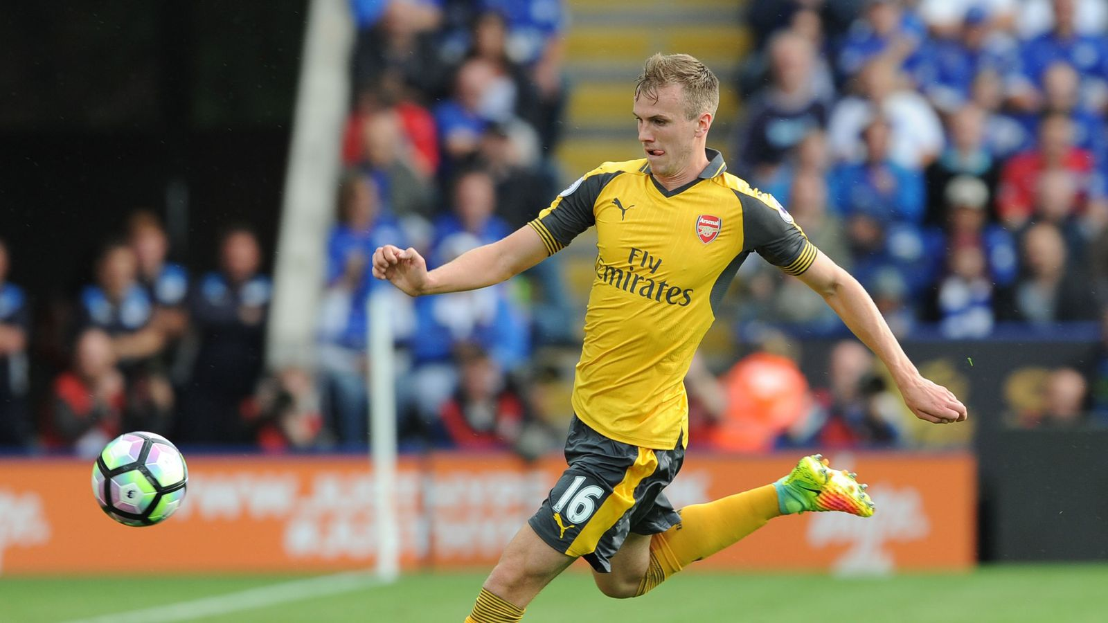 Arsenal's Rob Holding opens up on how life has changed ...