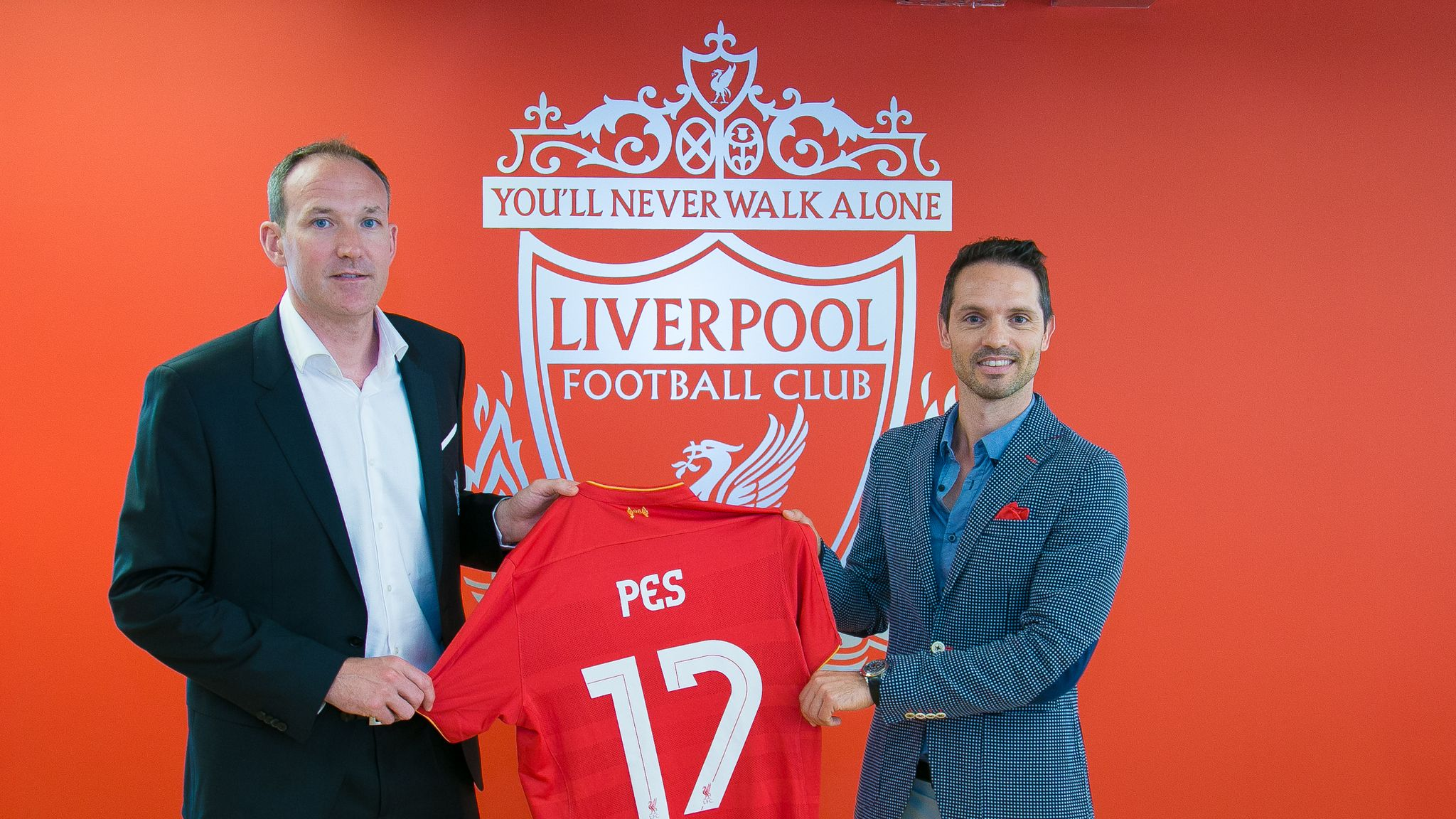 Liverpool sign three-year deal with Pro Evolution Soccer makers