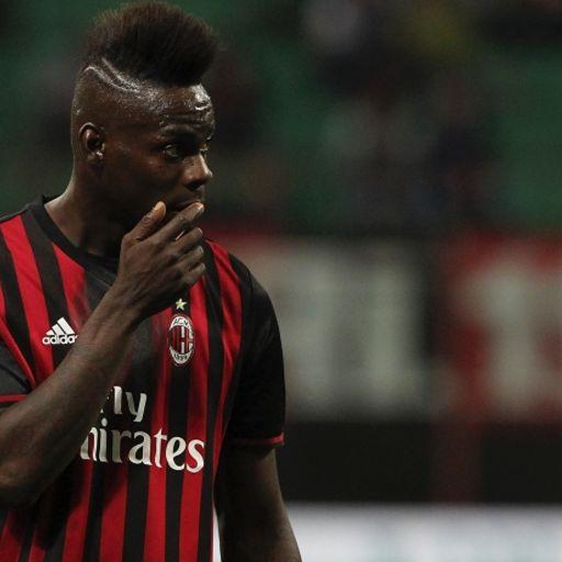 Sassuolo turn down Balotelli