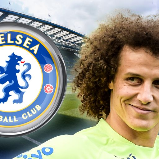 Why David Luiz move makes sense