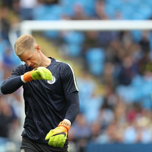 Hart set to leave Man City