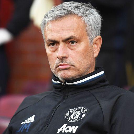 Mourinho's first games