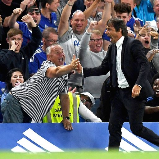 Conte keen for improvement