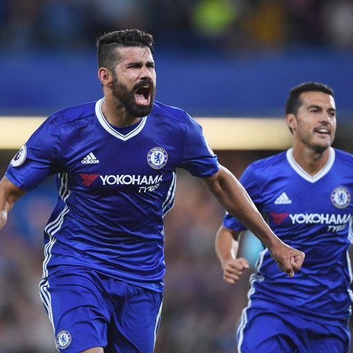 Costa earns Conte debut win