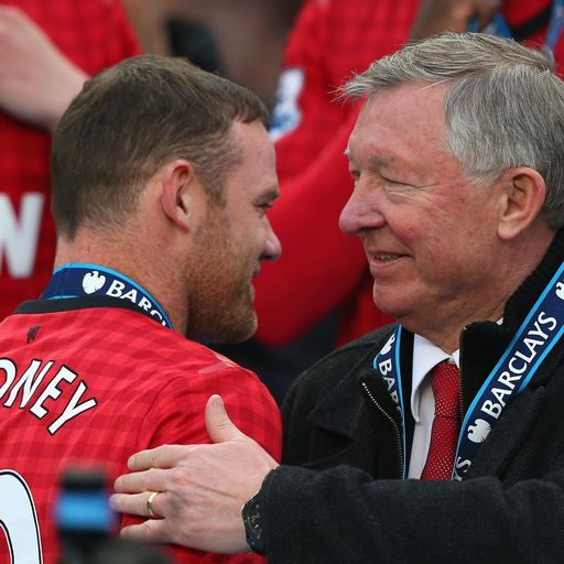 Fergie: Rooney great in any era
