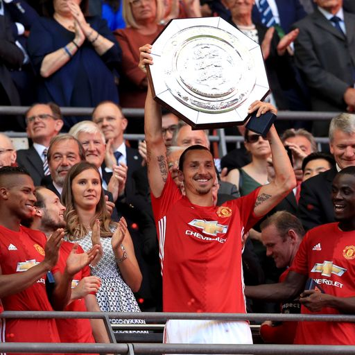 Three things for United
