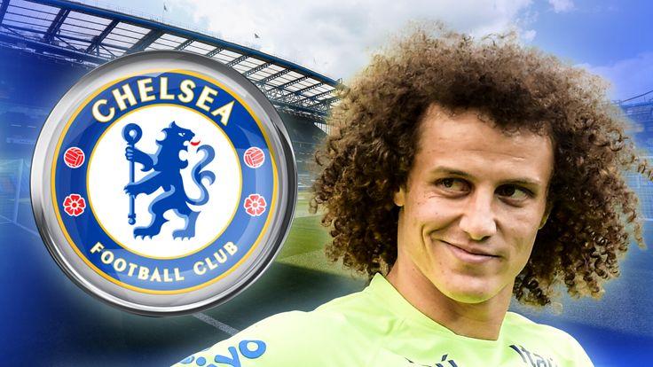 David Luiz to Chelsea 31/08/2016