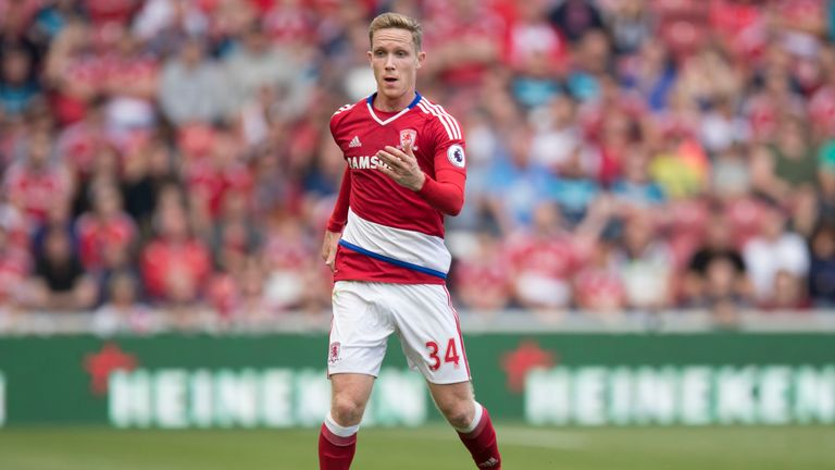 Adam Forshaw believes Middlesbrough have what it takes to compete in the Premier League