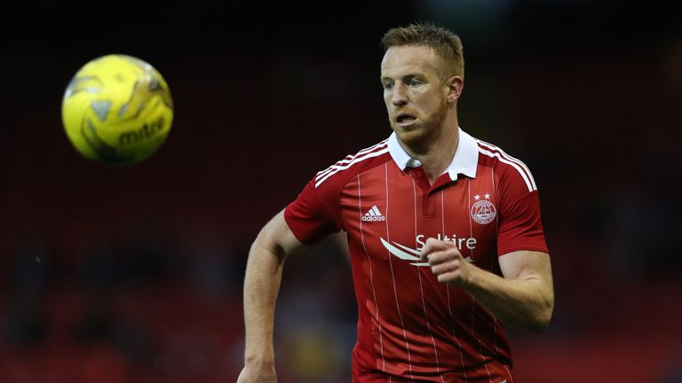 Adam Rooney: Has signed a new contract at the club