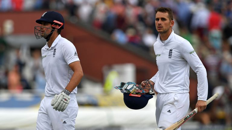 Alex Hales fined for 'inappropriate comments' made to third