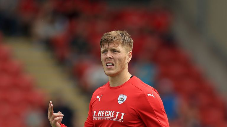 Barnsley Alfie Mawson is also attracting interest from Sunderland