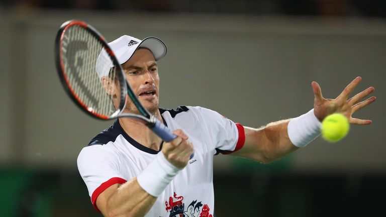 Andy Murray had to be at his best in Rio