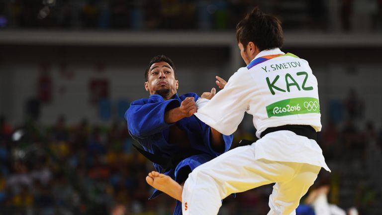 Ashley McKenzie was beaten in second round at Rio Olympics