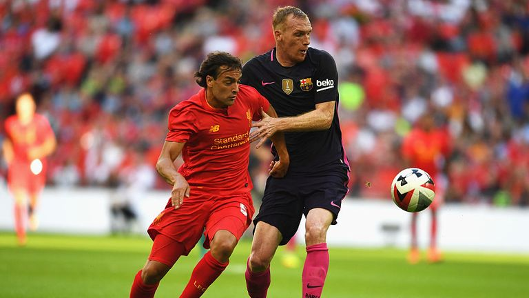 Jeremy Mathieu has been linked with a move to Arsenal