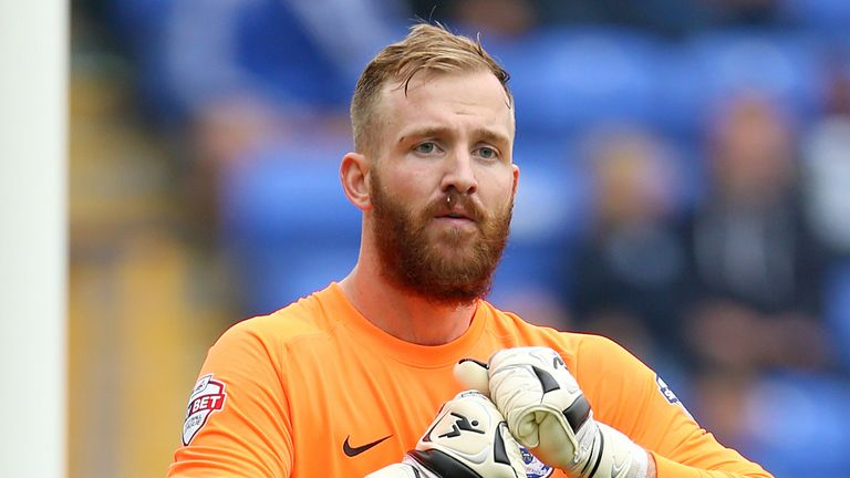 Ben Alnwick: Has asked for a transfer