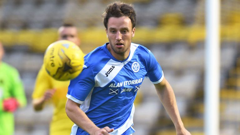 Brad McKay has signed a two-year deal with Inverness CT
